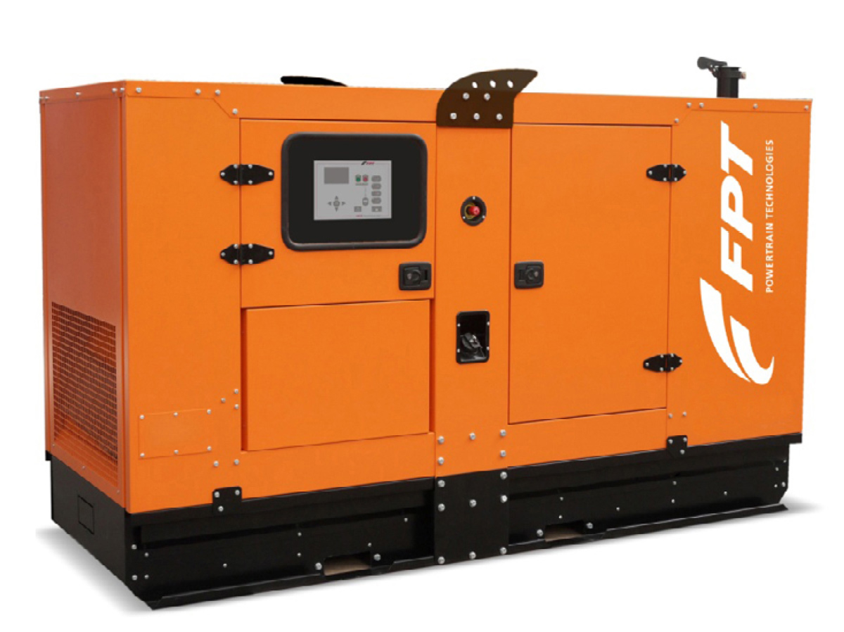 fpt genset image