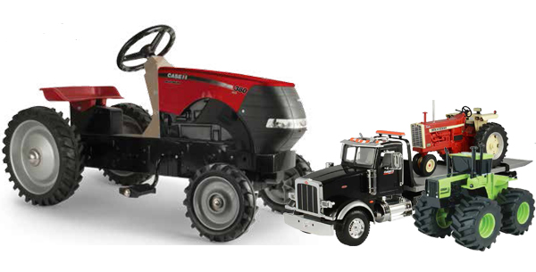 case ih toy selection