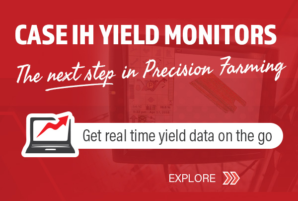 yield monitor promos harvester