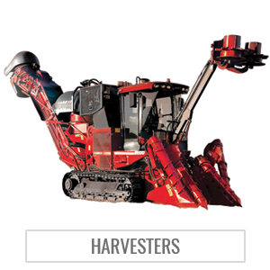 agnorth equipment harvesters