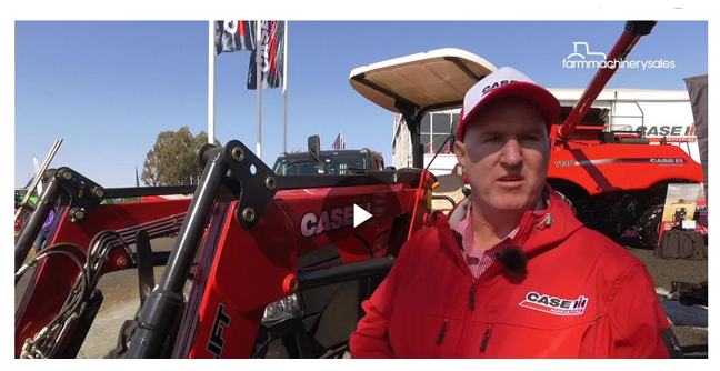 farm machinery sales review