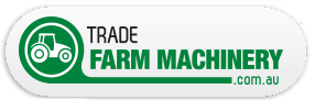 trade farm machinery logo