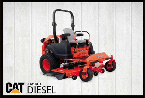 bad boy mowers diesel series