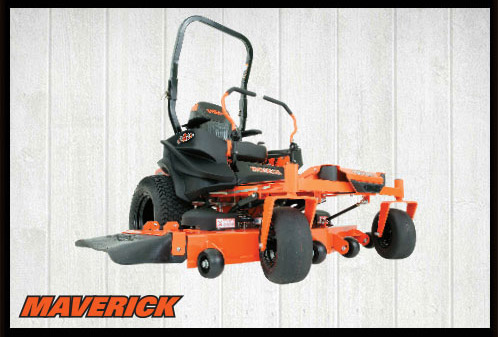 bad boy mowers maverick