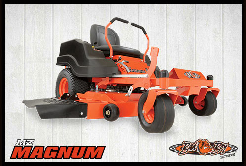 bad boy mowers mz magnum