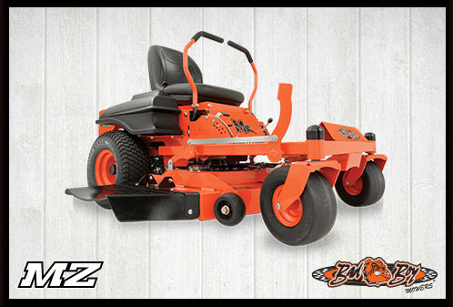 bad boy mowers mz