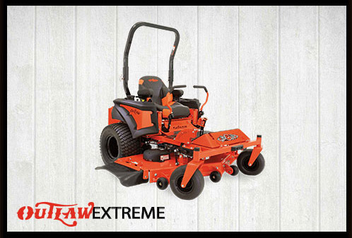 bad boy mowers outlaw extreme