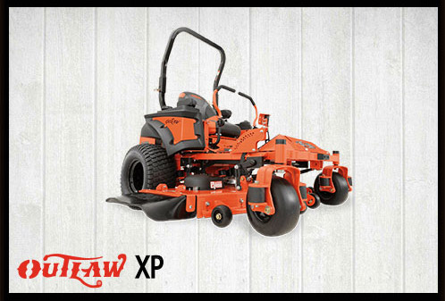 bad boy mowers outlaw xp