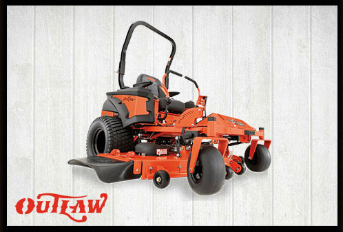 bad boy mowers outlaw