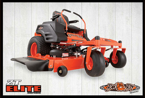 bad boy mowers zt elite