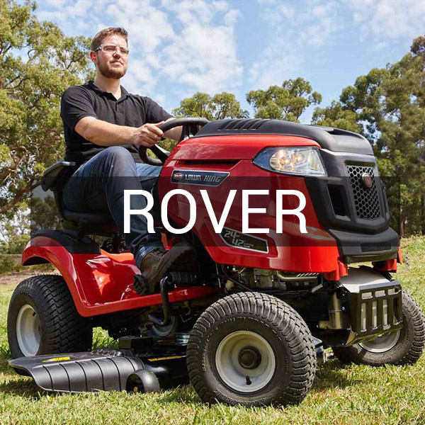 rover mowers home
